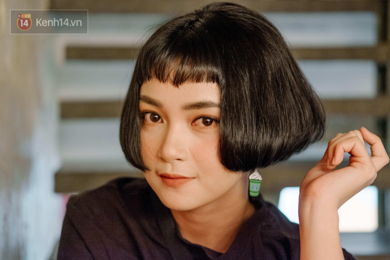Mai Kỳ Hân - nàng mẫu lookbook mới của Sài Gòn với gương mặt đúng chuẩn búp bê - Ảnh 6.