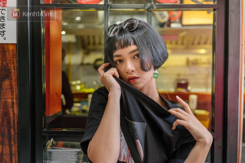 Mai Kỳ Hân - nàng mẫu lookbook mới của Sài Gòn với gương mặt đúng chuẩn búp bê - Ảnh 9.