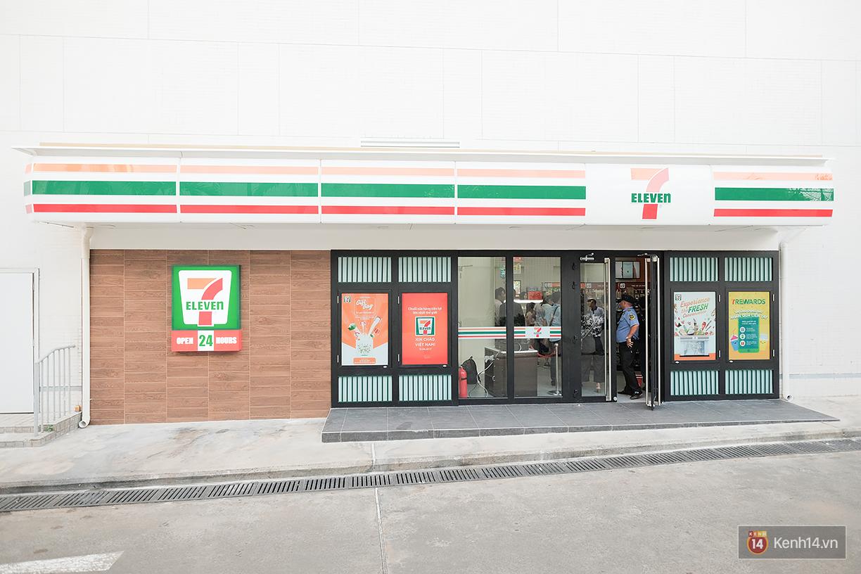 Cận cảnh cửa hàng 7-Eleven đầu tiên tại Việt Nam! - Ảnh 4.