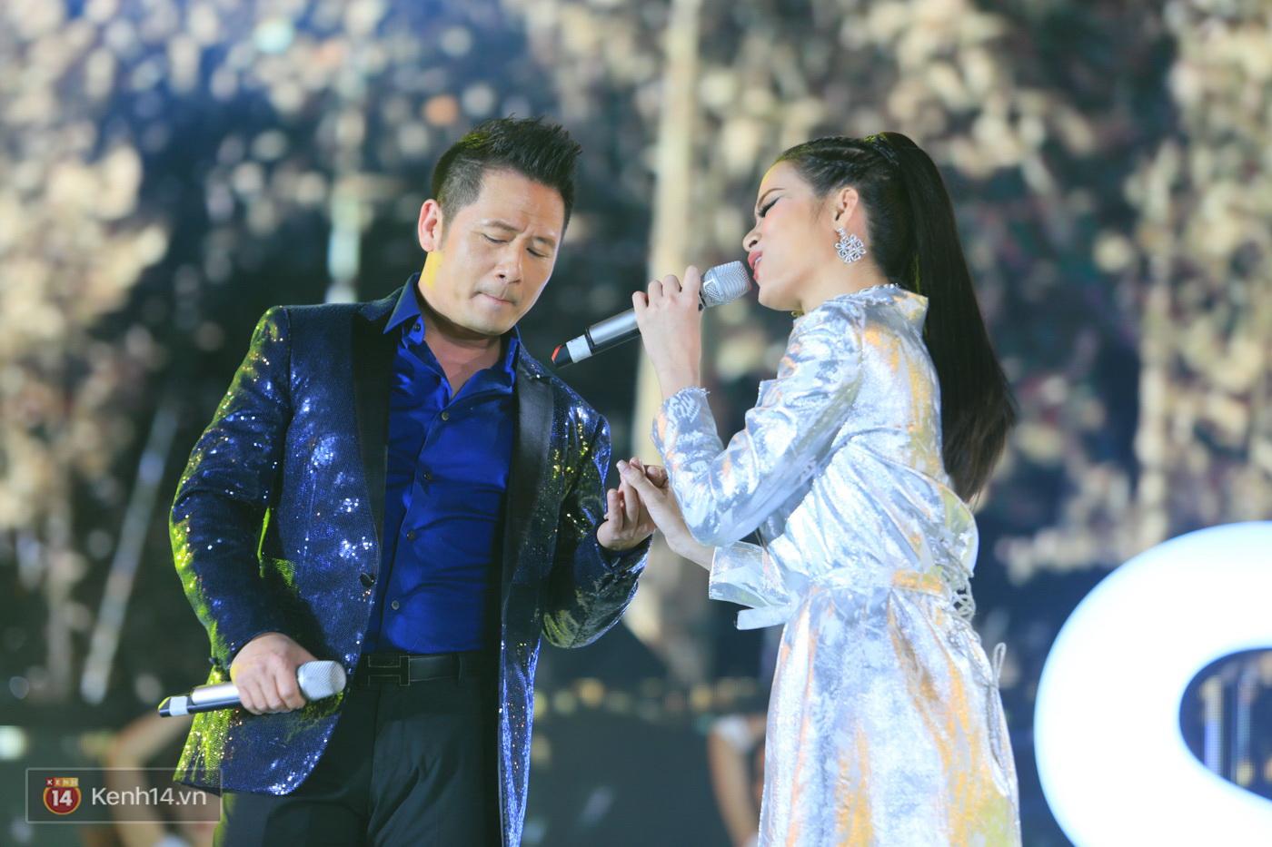 Bằng Kiều song ca Đông Nhi: Sân khấu kết hợp bất ngờ khiến cộng đồng fan dậy sóng - Ảnh 5.