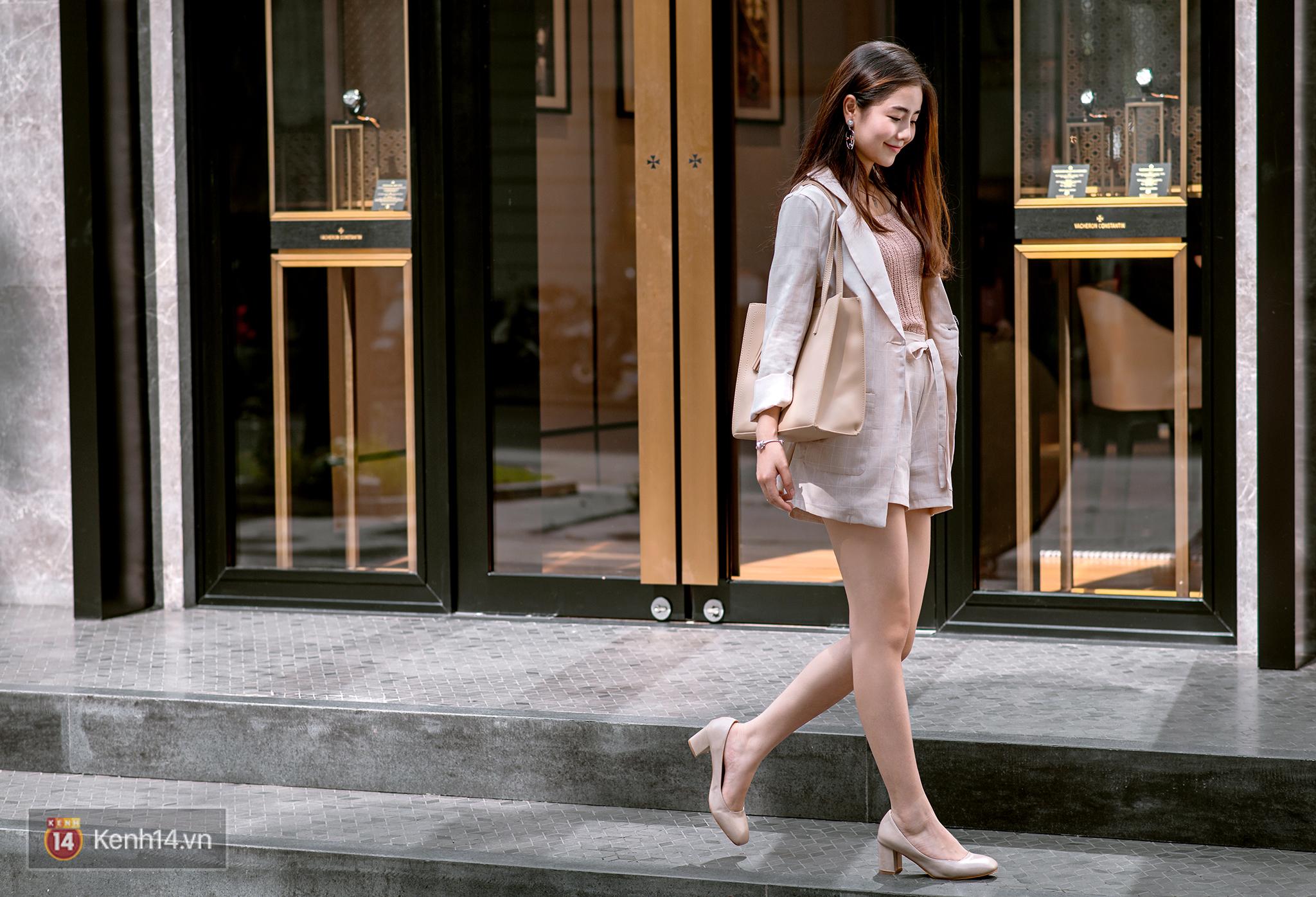 Trời dần vào thu, street style của giới trẻ Việt cũng đa dạng và chất hơn hẳn - Ảnh 3.