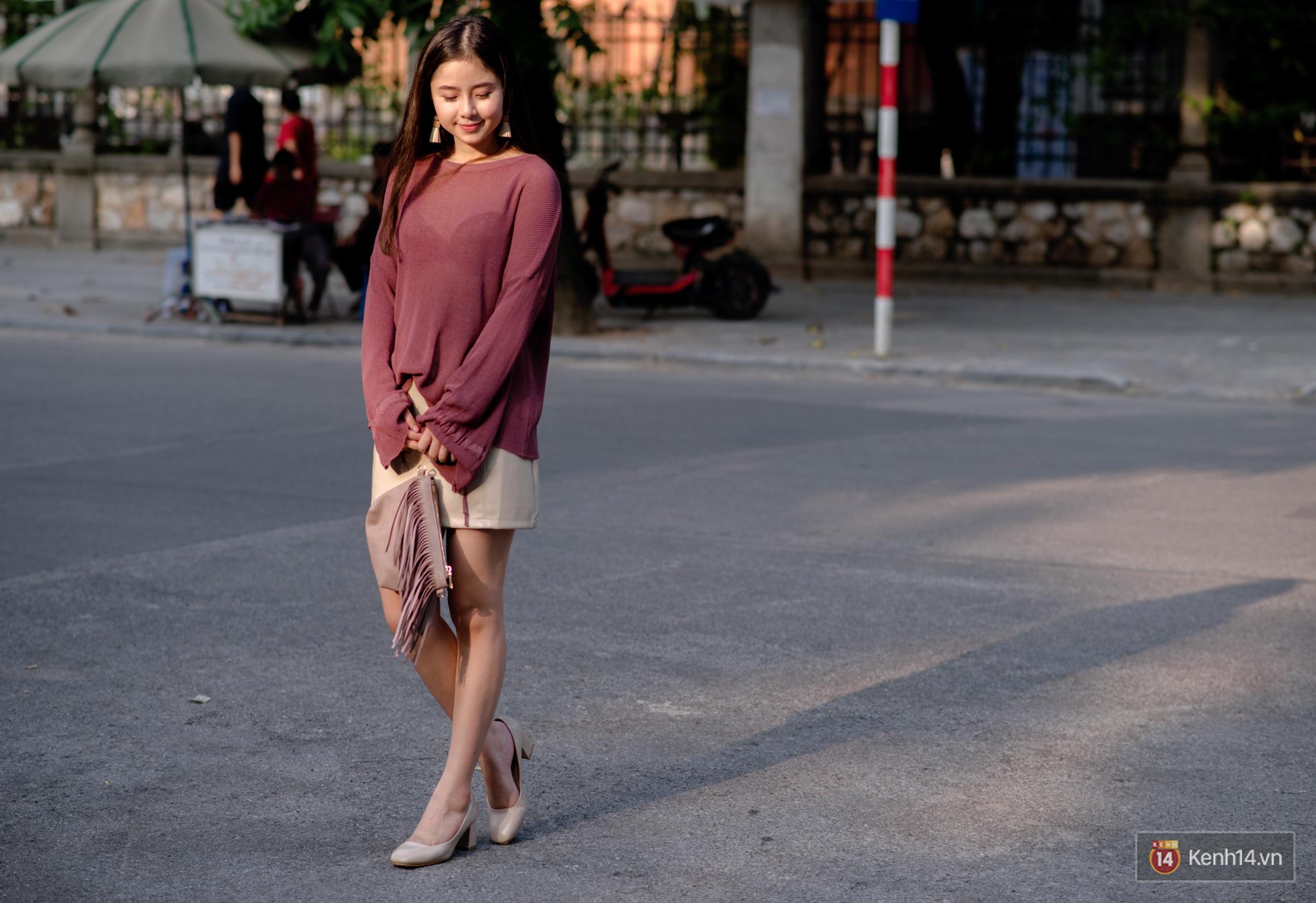 Street style 2 miền: Dù theo phong cách nữ tính hay cool ngầu, các bạn trẻ cũng mix đồ cực hay và diện toàn item trendy nhất - Ảnh 14.