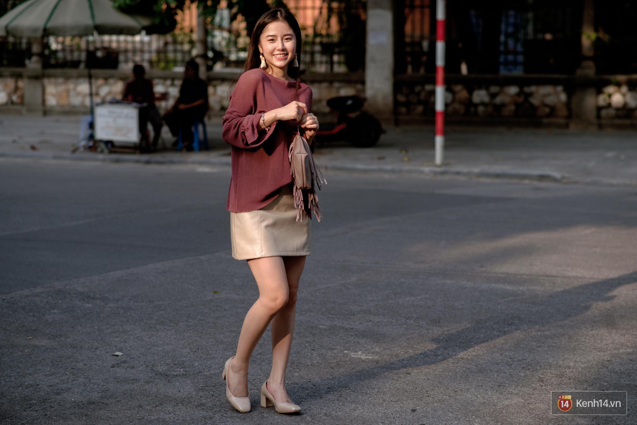 Street style 2 miền: Dù theo phong cách nữ tính hay cool ngầu, các bạn trẻ cũng mix đồ cực hay và diện toàn item trendy nhất - Ảnh 13.