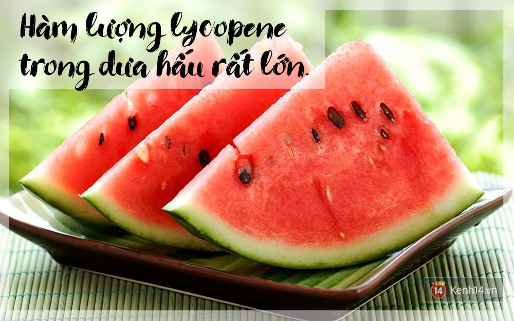 Muốn da không đen sạm ngày hè, nạp ngay 6 thực phẩm chống nắng cho da từ bên trong - Ảnh 4.