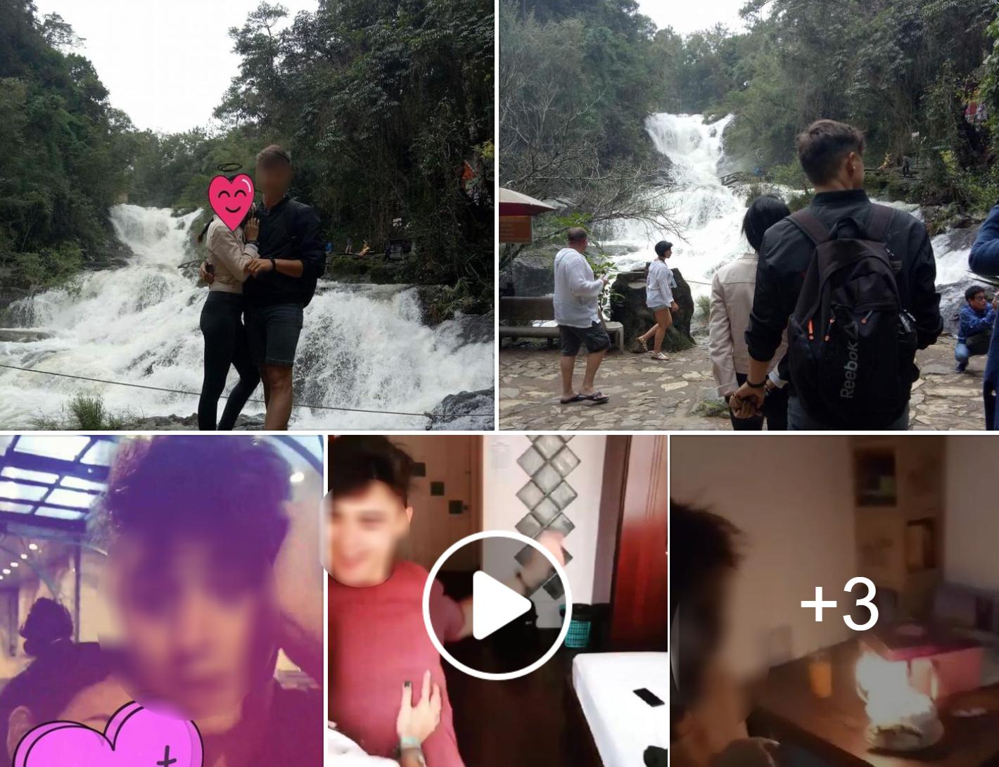 Chú rể Tây soái ca trong bức ảnh gây sốt ở Nha Trang bị lật tẩy lừa dối người yêu hiện tại, bắt cá hai tay - Ảnh 2.