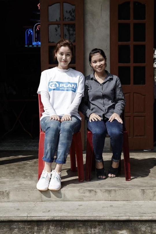 Mẹ Kim Tan Kim Sung Ryung: Cựu Hoa hậu Hàn có chồng đại gia và đứa con người Việt - Ảnh 21.