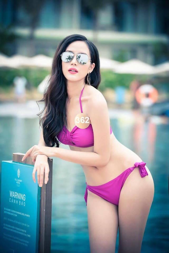 Chẳng biết vì sao mà cứ đi thi Hoa hậu Hoàn vũ là thân hình sao Việt này bỗng dưng trở nên khác hình bình thường? - Ảnh 23.