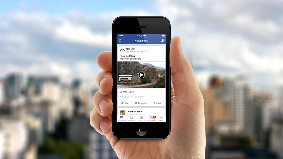 Tính năng mới của Facebook sẽ khiến bạn khó chịu và nghỉ chơi mạng xã hội này - Ảnh 2.