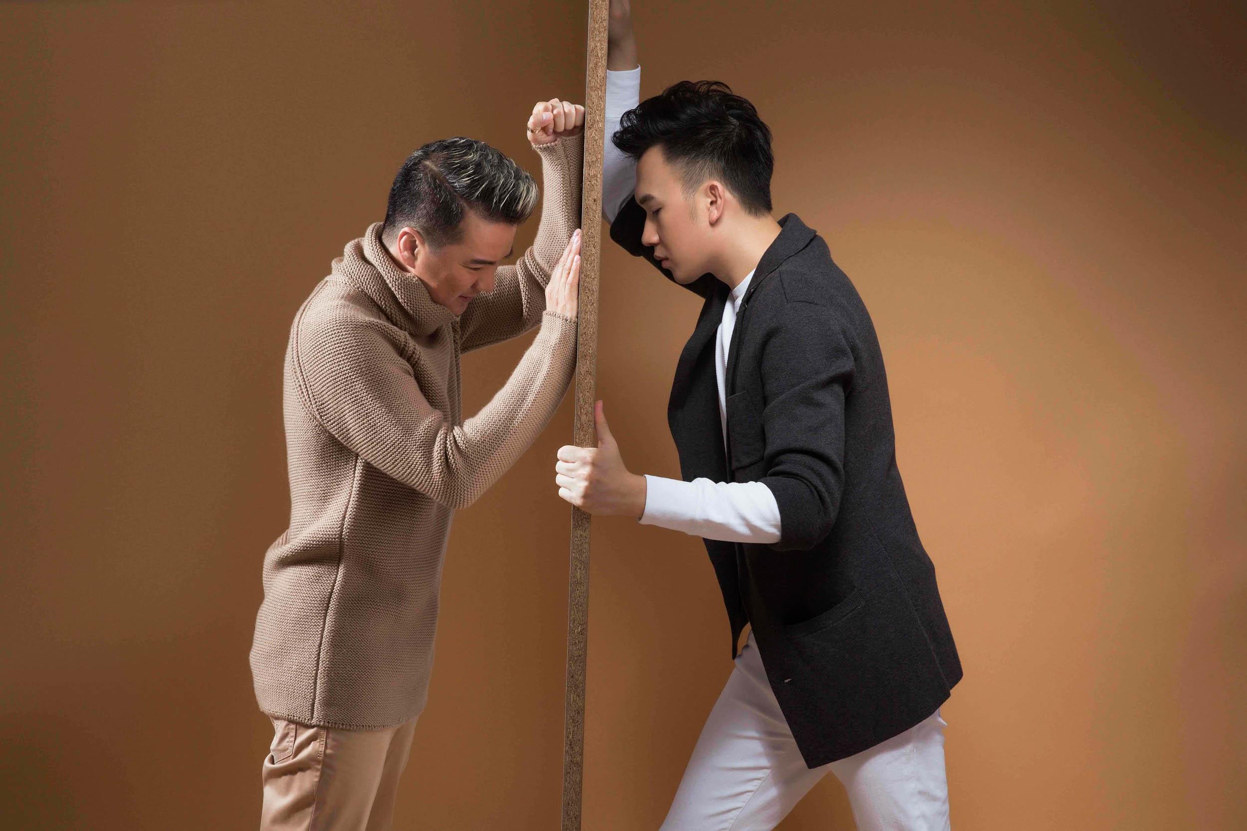 Đàm Vĩnh Hưng - Dương Triệu Vũ ra mắt teaser album chung, tiếp tục úp mở về mối quan hệ của cả hai - Ảnh 4.