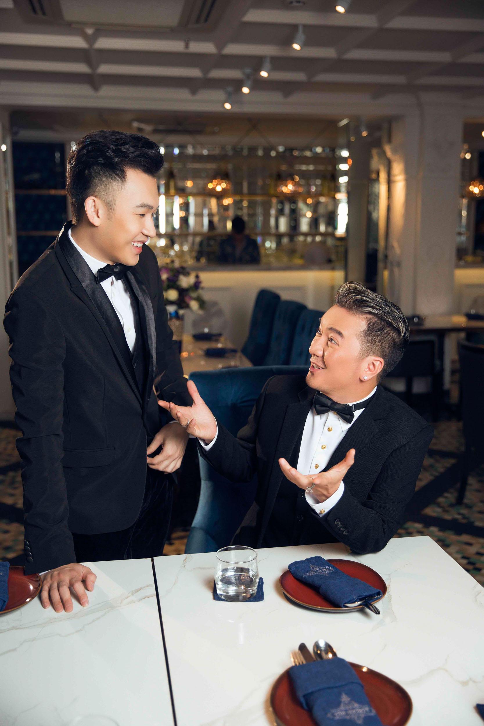 Đàm Vĩnh Hưng - Dương Triệu Vũ ra mắt teaser album chung, tiếp tục úp mở về mối quan hệ của cả hai - Ảnh 9.