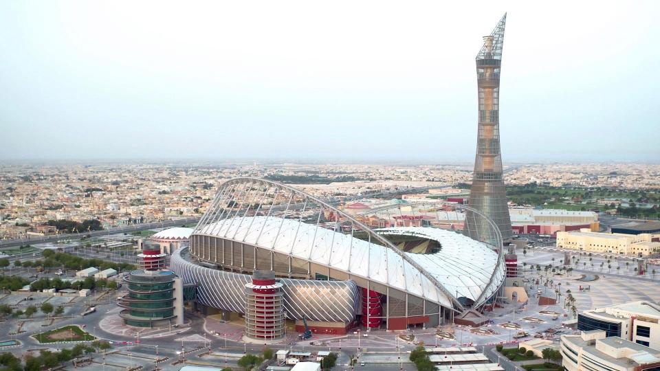 Sân vận động đầu tiên trên thế giới trang bị điều hòa khủng đã hoàn thành - Ảnh 2.