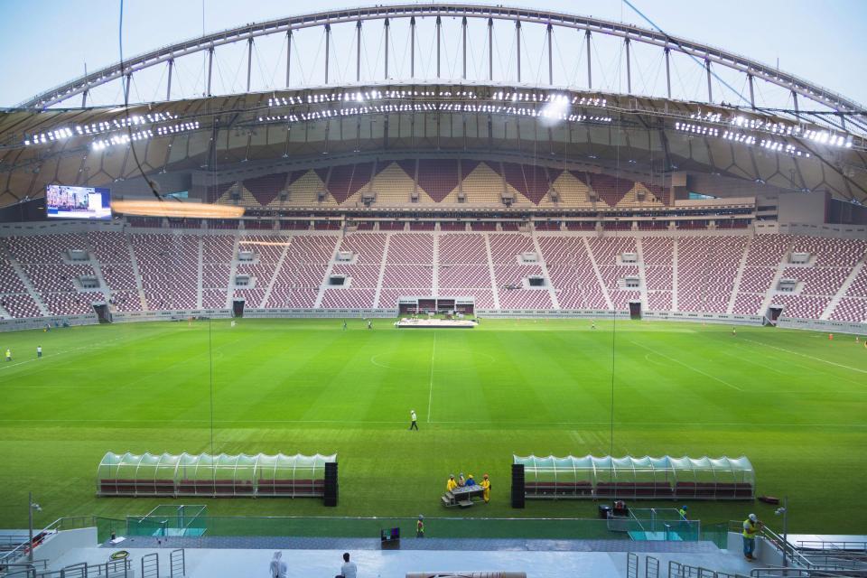 Sân vận động đầu tiên trên thế giới trang bị điều hòa khủng đã hoàn thành - Ảnh 5.