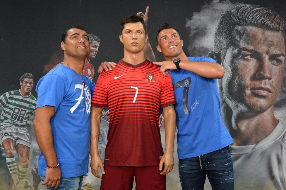 Ronaldo đã cứu vớt cuộc đời anh trai nghiện rượu và ma túy như thế nào? - Ảnh 2.