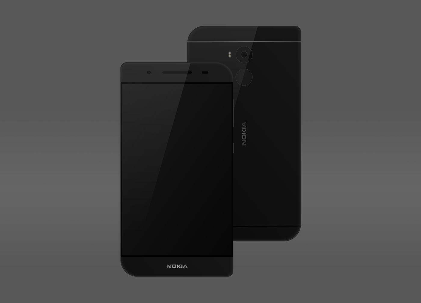 Bạn sẽ ngạc nhiên khi thấy mẫu thiết kế Nokia chiếc lá 2017 này - Ảnh 2.