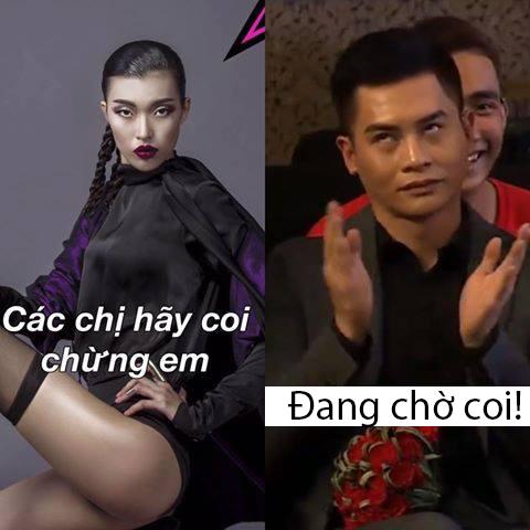 Chưa lên sóng, giám khảo Nam Trung đã tạo nên bão ảnh chế cho Next Top! - Ảnh 5.