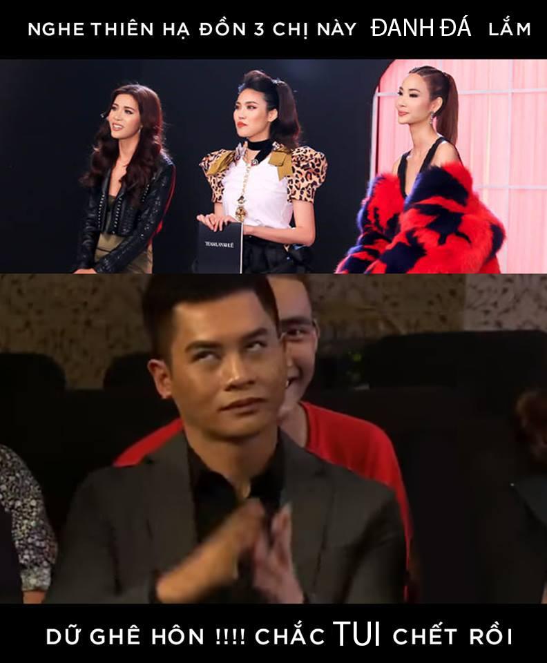 Chưa lên sóng, giám khảo Nam Trung đã tạo nên bão ảnh chế cho Next Top! - Ảnh 8.