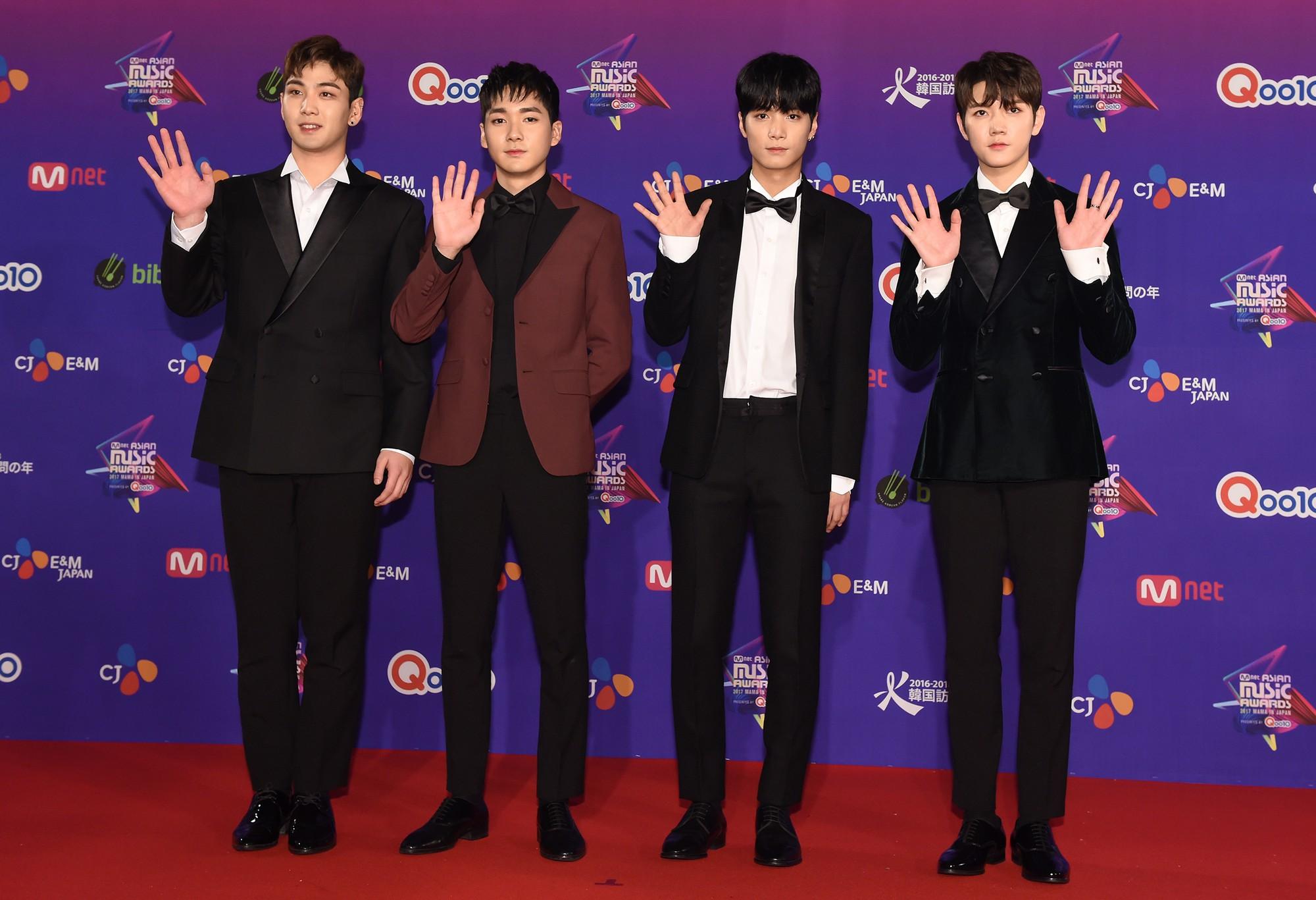 Thảm đỏ MAMA Nhật: Park Bo Gum và dàn mỹ nam Wanna One, EXO chiếm trọn sự chú ý, Kim So Hyun đọ sắc TWICE - Ảnh 30.