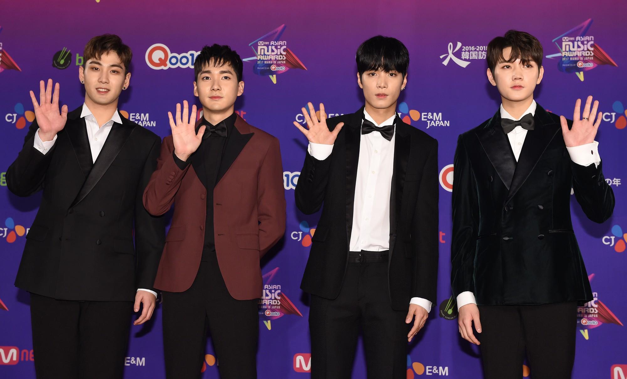 Thảm đỏ MAMA Nhật: Park Bo Gum và dàn mỹ nam Wanna One, EXO chiếm trọn sự chú ý, Kim So Hyun đọ sắc TWICE - Ảnh 29.