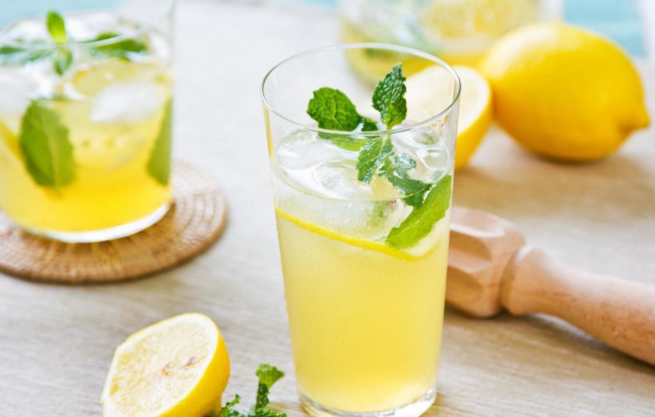 """Những loại nước nên uống vào buổi tối để có một """"vòng eo con kiến"""" - Ảnh 3."""