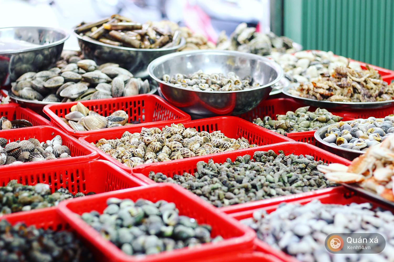 Một loạt hàng ốc Hải Phòng đã xuất hiện ở Hà Nội rồi này, bạn đã ăn thử chưa? - Ảnh 3.