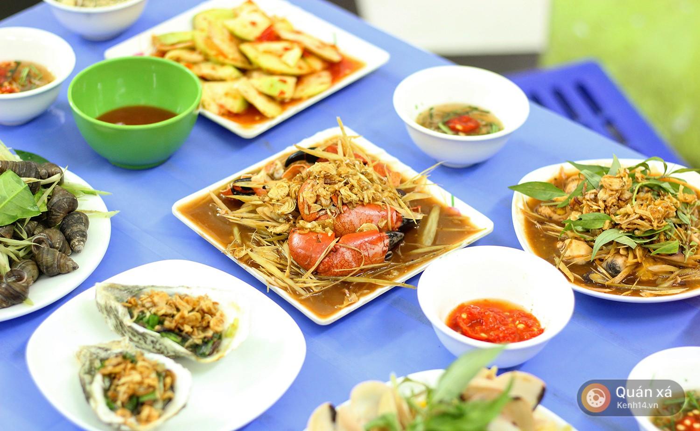 Một loạt hàng ốc Hải Phòng đã xuất hiện ở Hà Nội rồi này, bạn đã ăn thử chưa? - Ảnh 19.