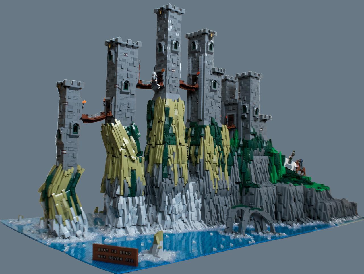 Ngắm 15 công trình LEGO tỉ mỉ khiến cả người không chơi cũng mê tít - Ảnh 5.