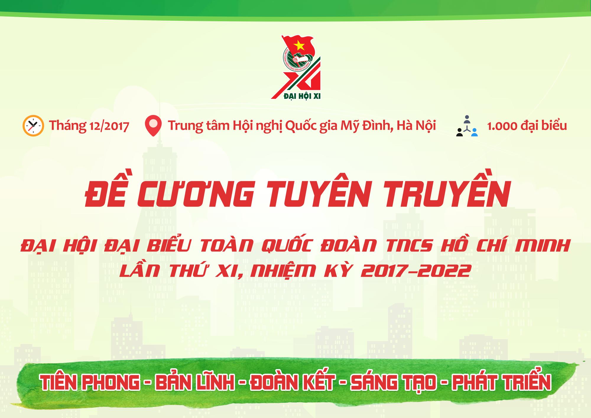 Những con số ấn tượng Đoàn TNCS Hồ Chí Minh đã đạt được trong 5 năm qua - Ảnh 1.