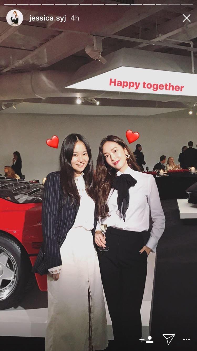 Park Shin Hye váy vóc điệu đà, Jessica Jung kín cổng cao tường tham dự NYFW - Ảnh 3.