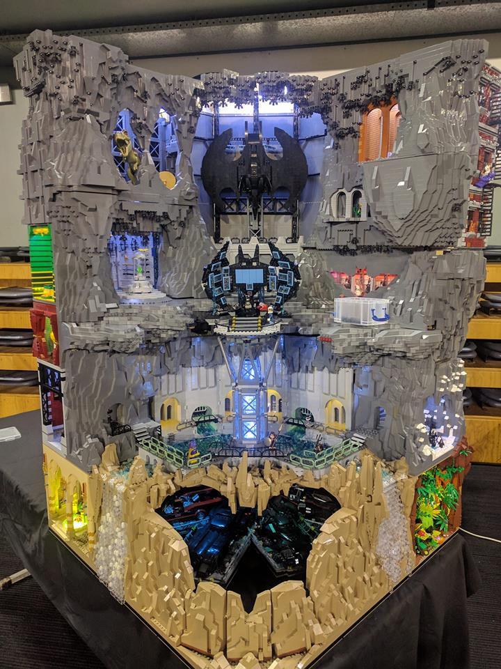 Ngắm 15 công trình LEGO tỉ mỉ khiến cả người không chơi cũng mê tít - Ảnh 7.