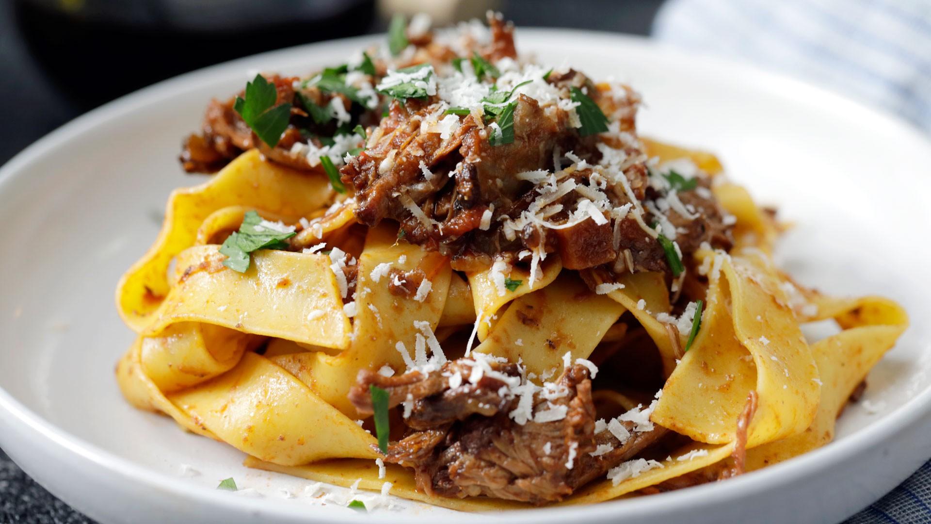 Có đa dạng các loại pasta nhưng bạn hãy xem mình đã thưởng thức đúng cách chưa? - Ảnh 4.