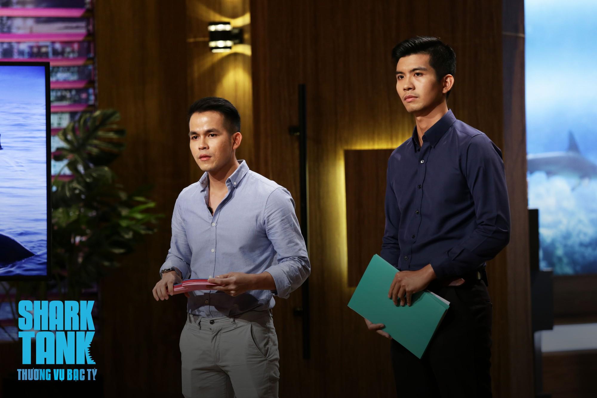 Shark Tank Vietnam: Startup từ chối 4,5 tỷ vì nghĩ mình đáng giá hơn nhiều - Ảnh 2.