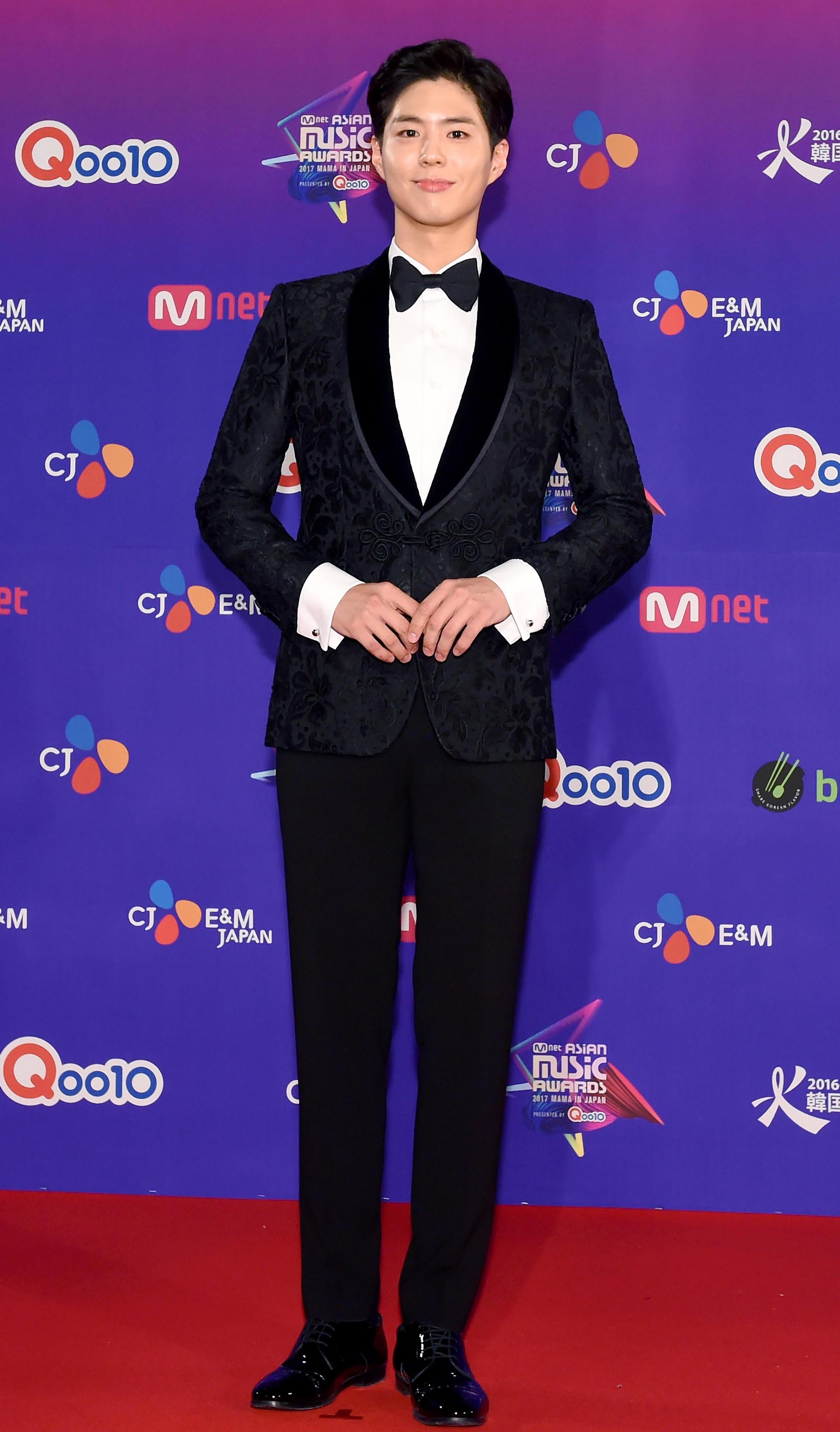 Thảm đỏ MAMA Nhật: Park Bo Gum và dàn mỹ nam Wanna One, EXO chiếm trọn sự chú ý, Kim So Hyun đọ sắc TWICE - Ảnh 3.