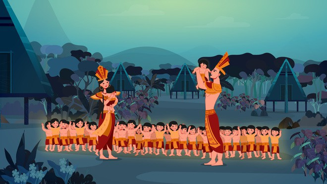 Không phải MV hay phim ngắn, clip mà dân mạng đang share điên đảo lại là 1 bộ phim hoạt hình Việt Nam! - Ảnh 3.