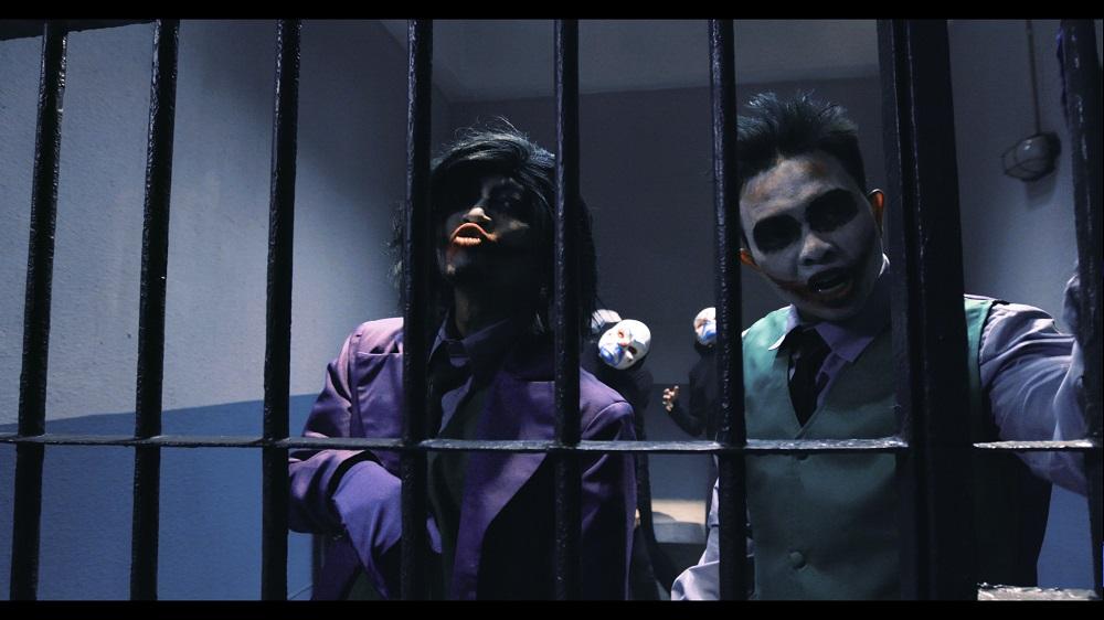 PB Nation hoá thân thành Joker quậy phá trong MV thực hiện tại Hong Kong - Ảnh 2.