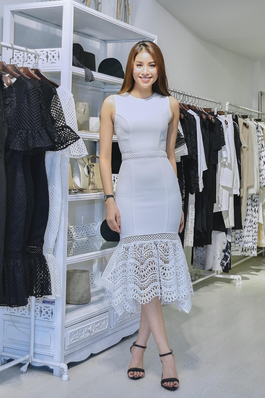 Kỳ Duyên ngày một ra dáng fashion icon, đọ sắc với Phạm Hương trong buổi thử đồ của NTK Adrian Anh Tuấn - Ảnh 3.