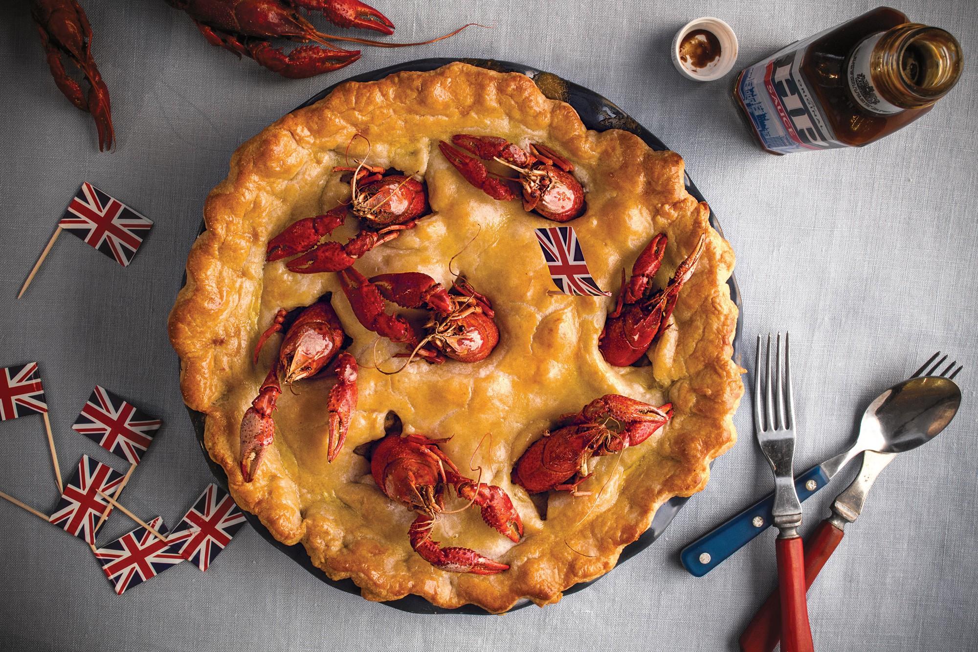 Có gì độc đáo trong chiếc bánh toàn là đầu cá ở nước Anh? - Ảnh 6.