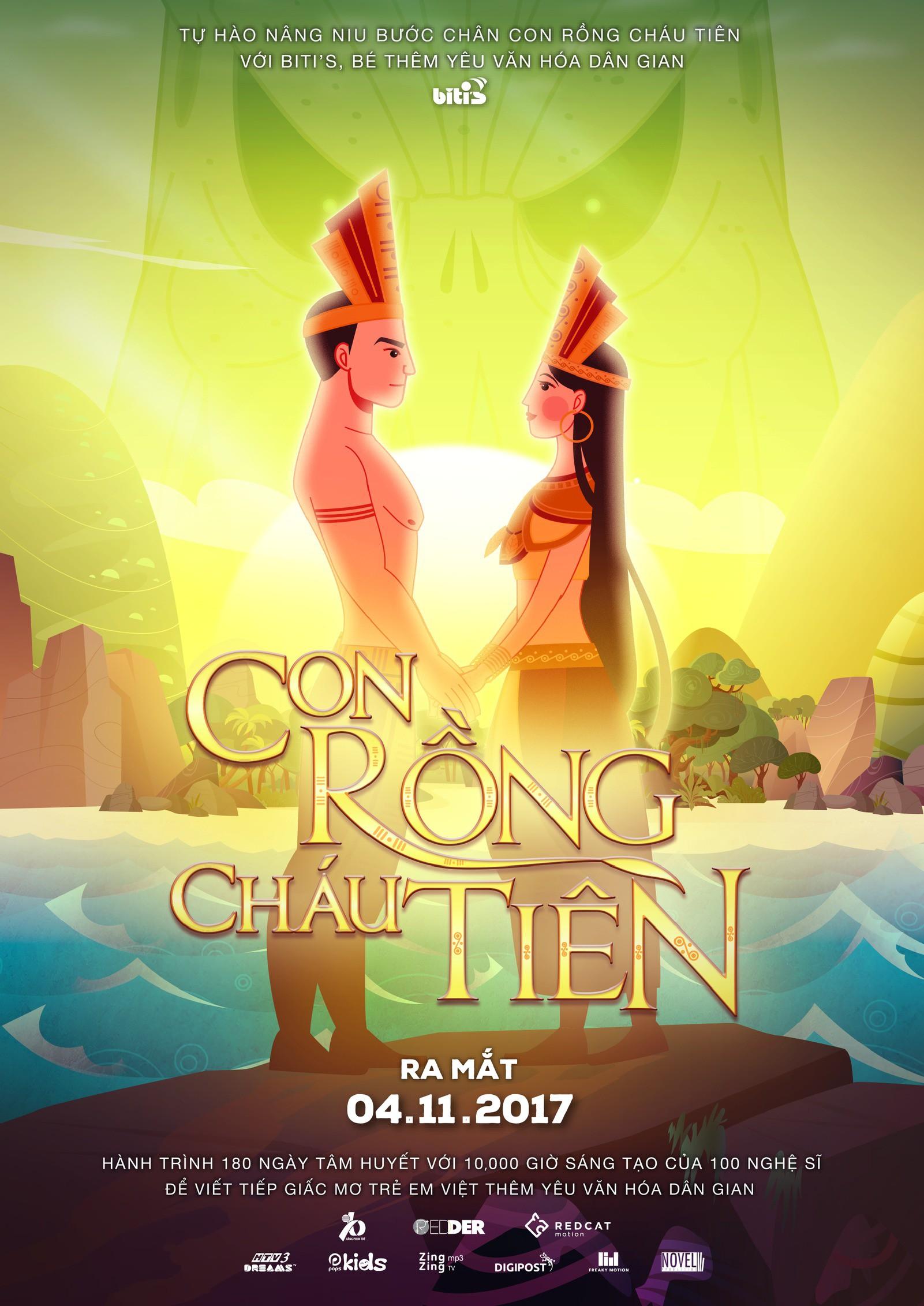Giám đốc dự án phim hoạt hình Con Rồng Cháu Tiên: Đây chỉ là bước mở màn, chúng tôi còn nhiều dự án lớn hơn về văn hoá Việt Nam! - Ảnh 6.