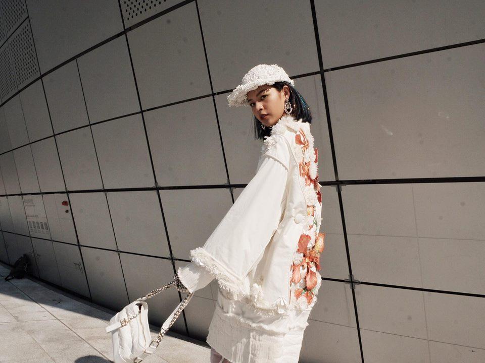 Hoàng Ku diện 700 triệu lên người, Phí Phương Anh mang Em Hoa đến chào sân Seoul Fashion Week - Ảnh 4.