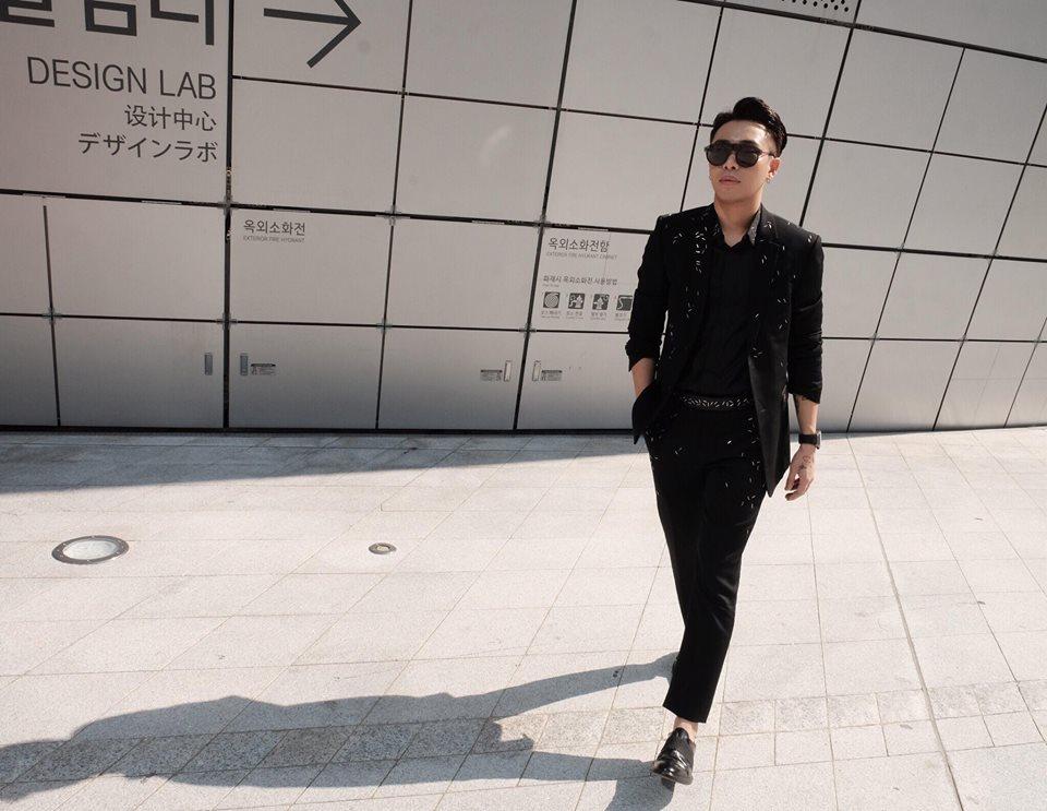 Hoàng Ku diện 700 triệu lên người, Phí Phương Anh mang Em Hoa đến chào sân Seoul Fashion Week - Ảnh 7.
