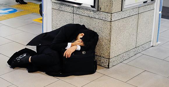 Làm việc đến chết - mặt tối đáng sợ của một xã hội kỷ luật tại Nhật Bản - Ảnh 5.