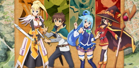 7 loạt anime bạn không thể bỏ qua trong năm nay! - Ảnh 1.