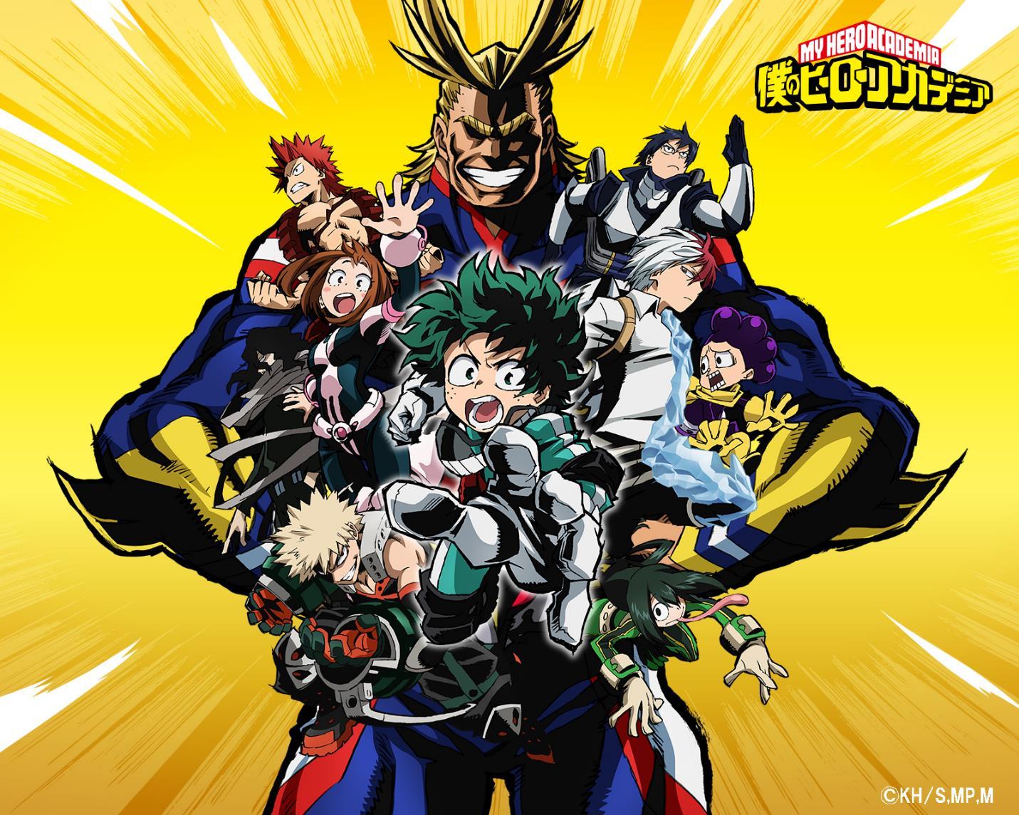 7 loạt anime bạn không thể bỏ qua trong năm nay! - Ảnh 2.