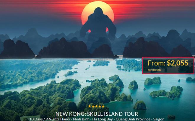 Xuất hiện hàng loạt những tour du lịch đến thăm Việt Nam ăn theo sức nóng của Kong: Skull Island - Ảnh 8.