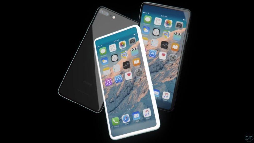 Vẻ đẹp mê mẩn đầy sang chảnh của chiếc iPhone 8 không có viền màn hình - Ảnh 4.