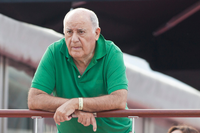 """Amancio Ortega: Từ """"zero"""" đến """"Zara"""", từ kẻ giúp việc đến người đàn ông giàu nhất Châu Âu - Ảnh 1."""