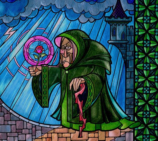 12 điểm khác nhau giữa phiên bản hoạt hình và điện ảnh của siêu phẩm Người đẹp và quái vật - Ảnh 17.