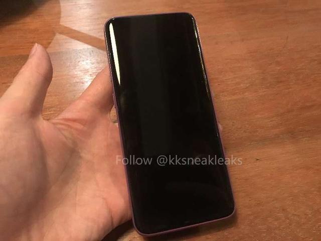 Và đây là phiên bản màu tím mộng mơ của Galaxy S8 - Ảnh 2.