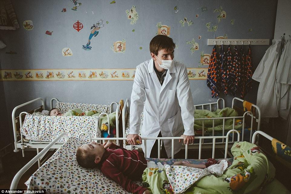 Không chỉ riêng Syria, vấn nạn suy dinh dưỡng cũng đang xảy ra ngay tại một quốc gia châu Âu - Ảnh 3.