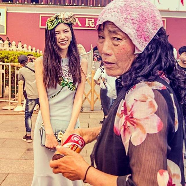 Dolce & Gabbana bị cư dân Trung Quốc chỉ trích vì bôi xấu hình ảnh quốc gia trong loạt hình mới nhất - Ảnh 1.