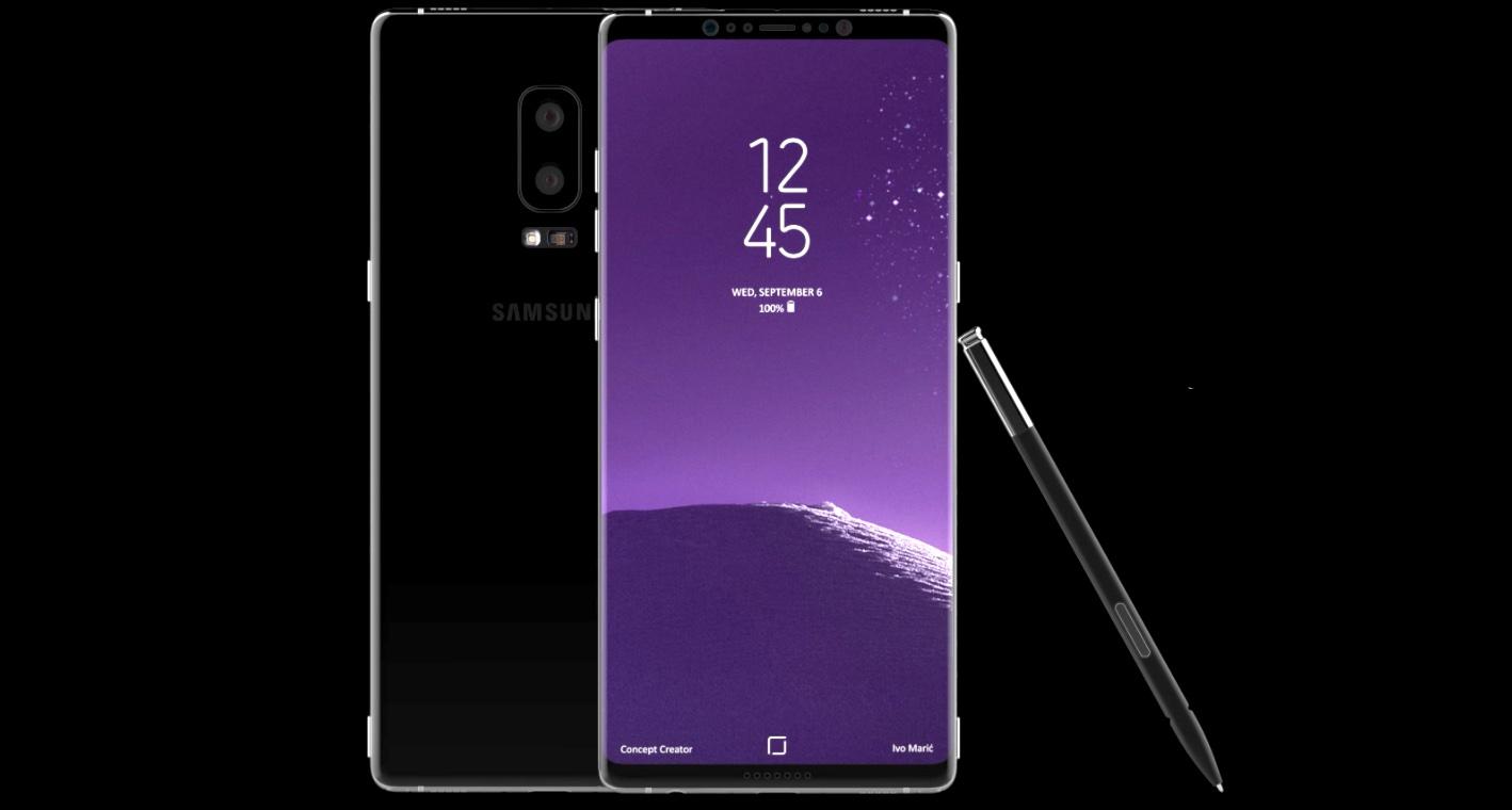 Cận cảnh Samsung Galaxy Note8 khiến cả siêu phẩm Galaxy S8 cũng phải lu mờ - Ảnh 3.